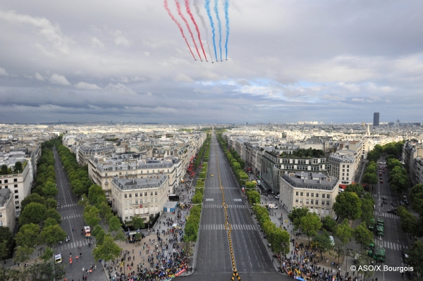 Tour de France 2015 - 26/07/2015 - 21eme Etape - Sevres / Paris - Champs Elysees - 109,5km -