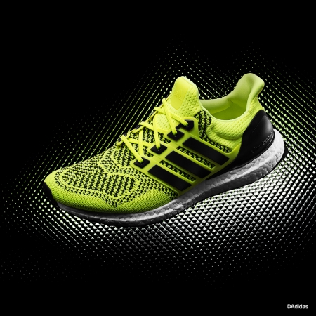 adidas ultra boost jaune homme