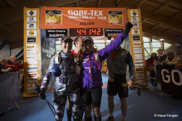 GORE-TEX Transalpine Run 2015