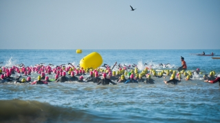 Triathlon La Baule - Distance S - 2015
