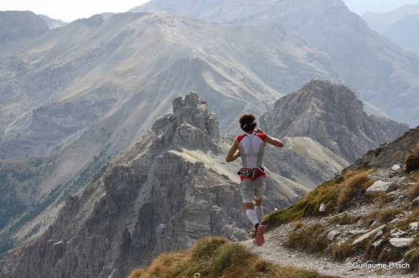 Ubaye trail Salomon photo Guillaume Ditsch