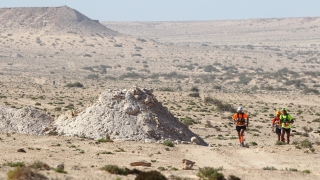 DUST Dakhla Ultimate Saharian Trail 06/11/2015