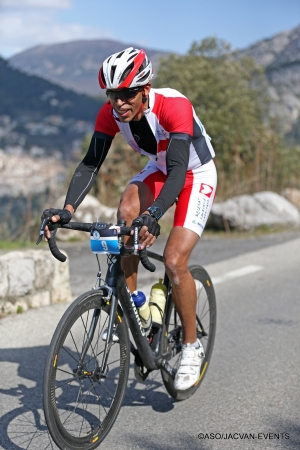 Paris-Nice Challenge 2016 - 12/03/2016 - Nice - France - Stephane DIAGANA