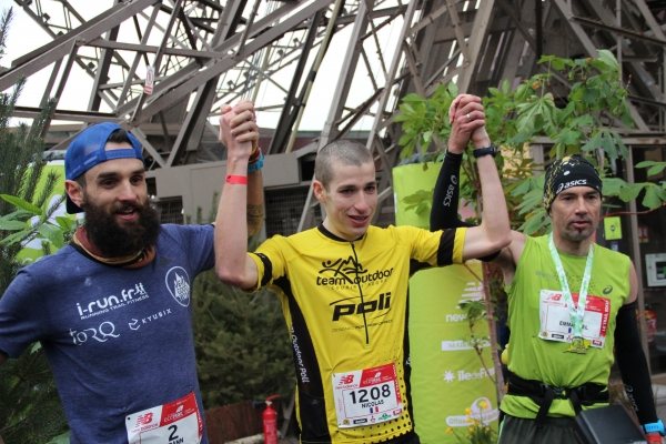 Eco Trail Paris 2016