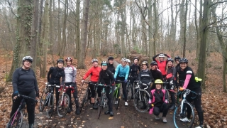 paris women biking club