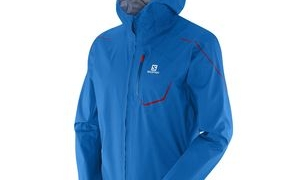 SALOMON GTX ACTIVE SHELL JACKET