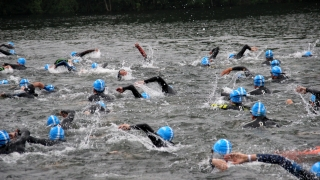 Triathlon Paris 2016