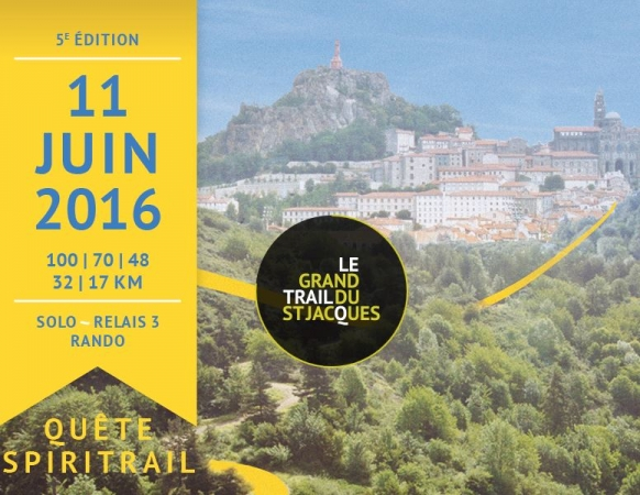 Grand Trail du Saint Jacques 2016