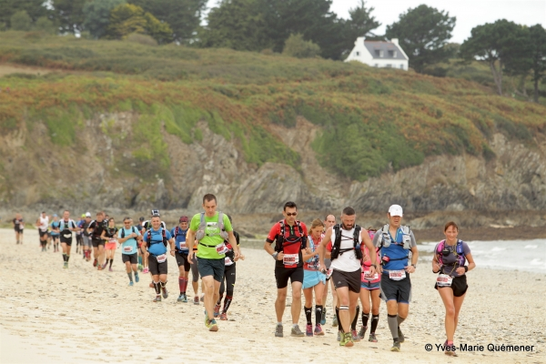 Belle Ile en trail 2016 - Photos Yves-marie Quéméner