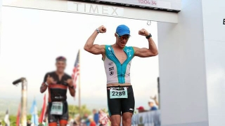 Tom Ralite Ironman Kona Hawaï 2017