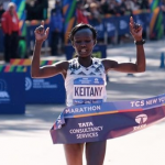 Mary Keitany a remporté le marathon de New-York.